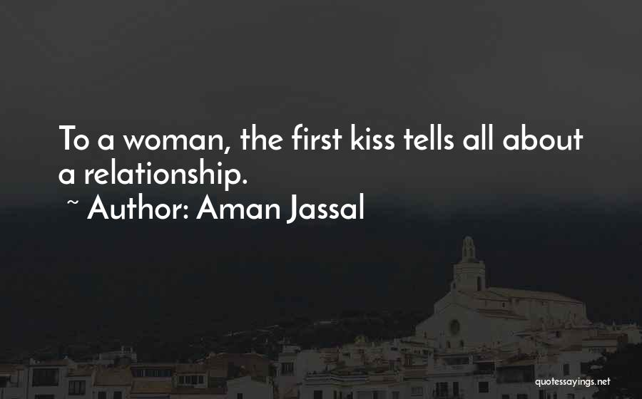 Relationship Strength Quotes By Aman Jassal