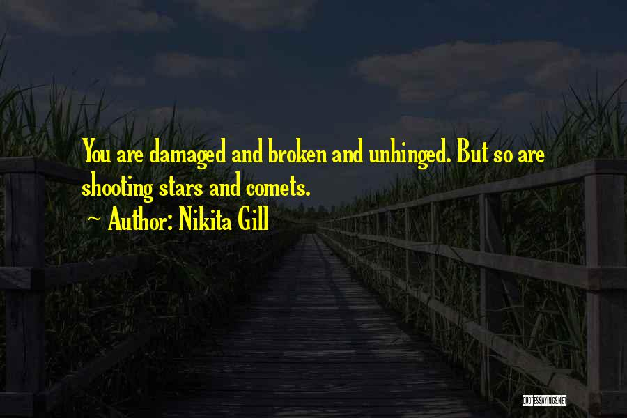 Relationship Strength Quotes By Nikita Gill