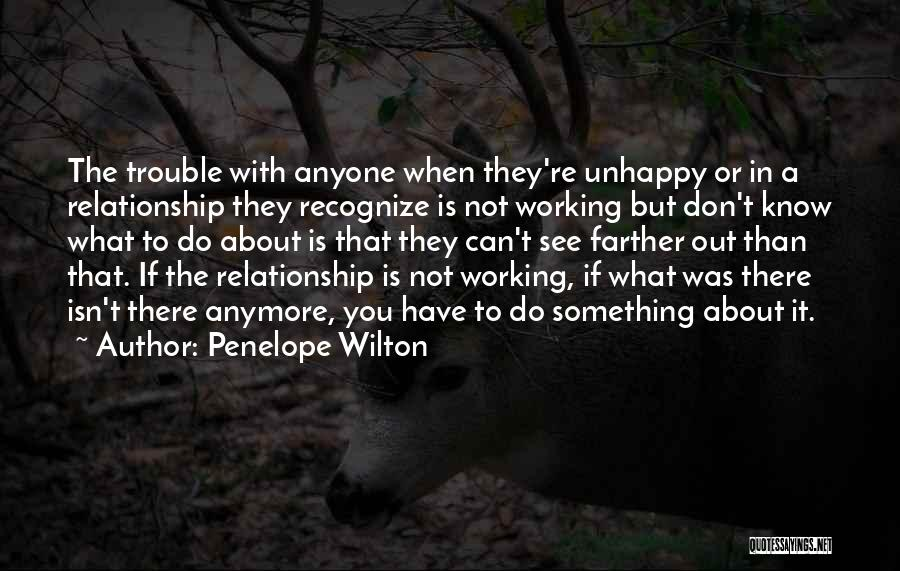 Top 45 Relationship Trouble Quotes & Sayings