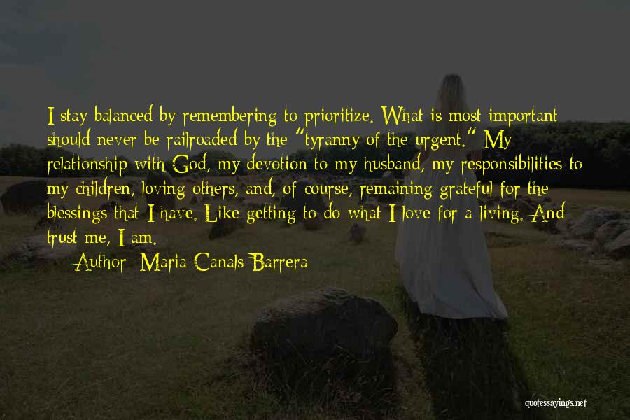 Relationship Without Trust Like Quotes By Maria Canals Barrera
