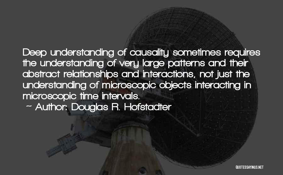 Relationships And Time Quotes By Douglas R. Hofstadter
