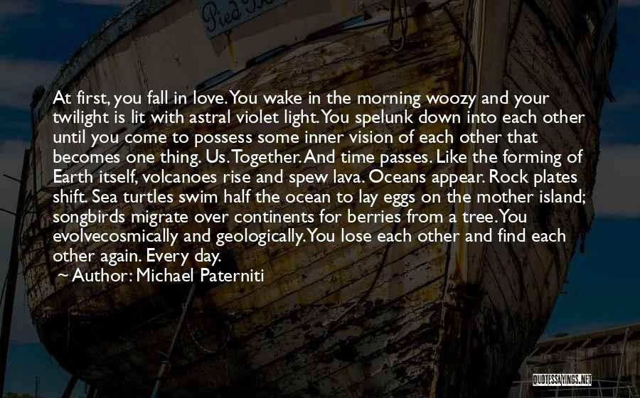Relationships And Time Quotes By Michael Paterniti