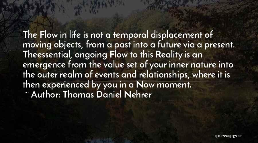 Relationships Now And Then Quotes By Thomas Daniel Nehrer