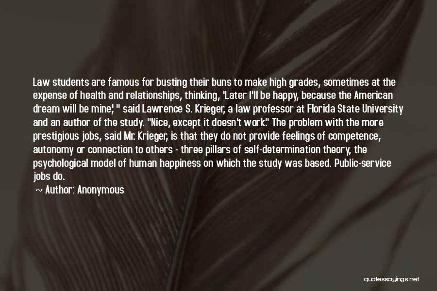Relationships With Students Quotes By Anonymous