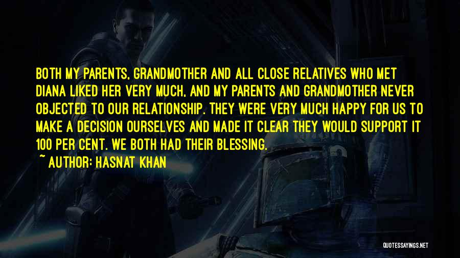 Relatives Relationship Quotes By Hasnat Khan