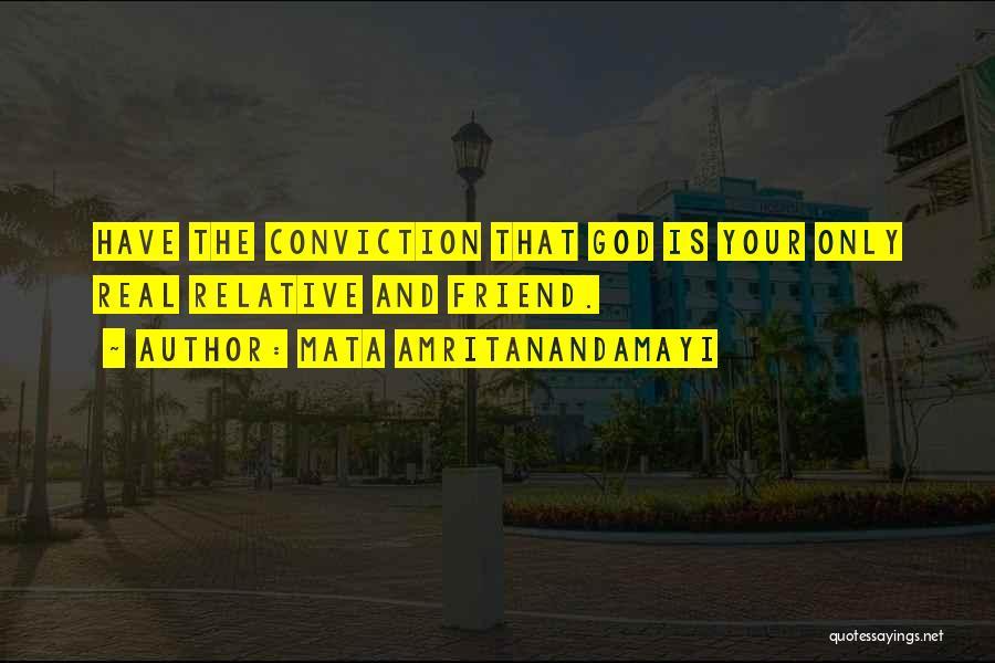 Relatives Relationship Quotes By Mata Amritanandamayi