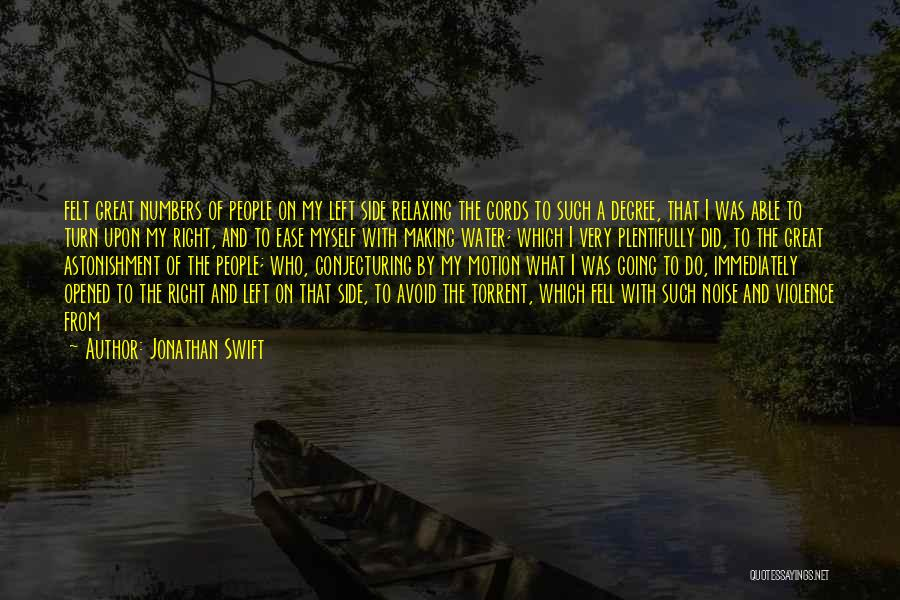 Relaxing Quotes By Jonathan Swift