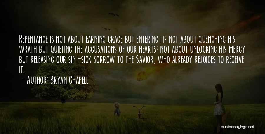 Releasing Quotes By Bryan Chapell