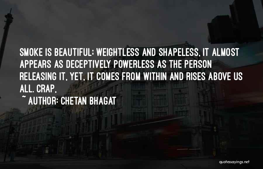 Releasing Quotes By Chetan Bhagat