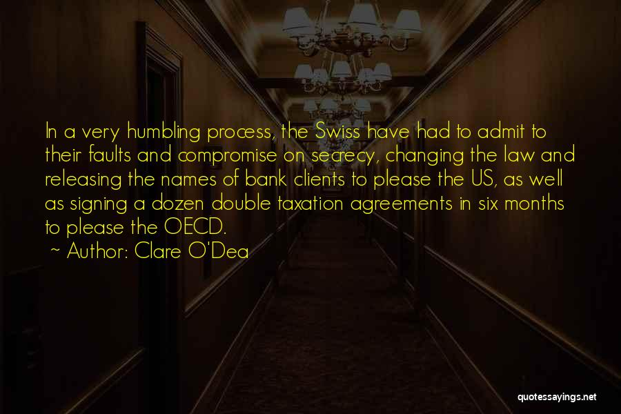 Releasing Quotes By Clare O'Dea