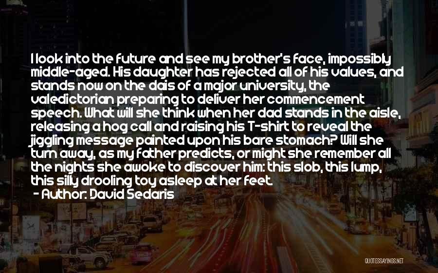 Releasing Quotes By David Sedaris