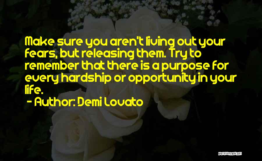 Releasing Quotes By Demi Lovato