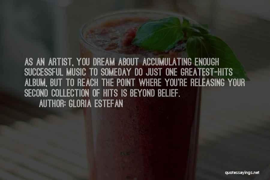 Releasing Quotes By Gloria Estefan