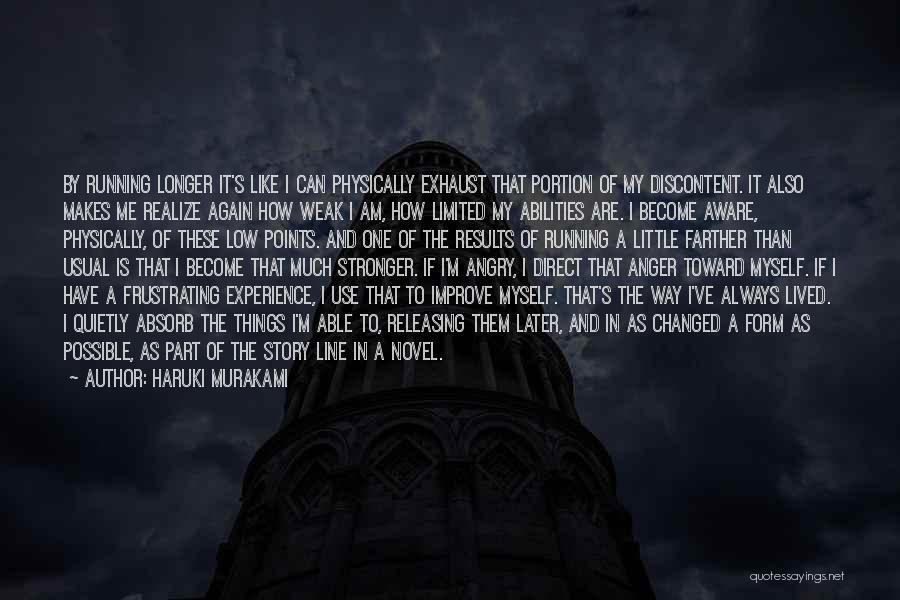 Releasing Quotes By Haruki Murakami