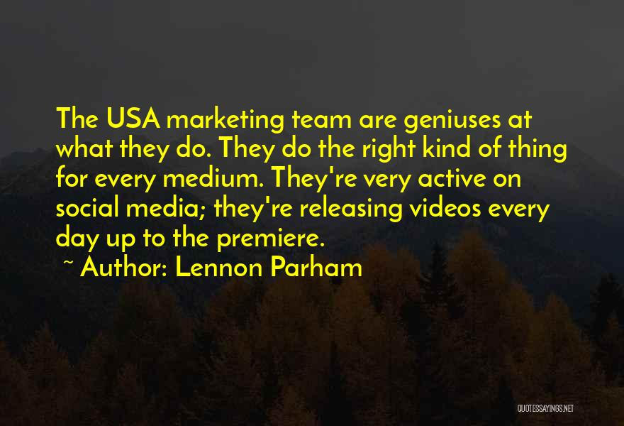 Releasing Quotes By Lennon Parham