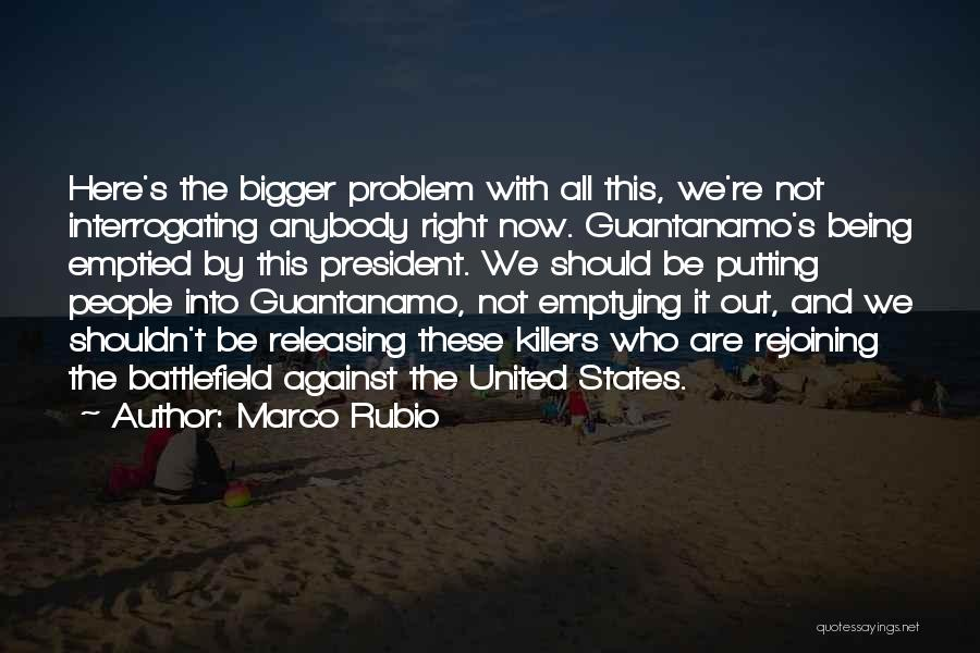 Releasing Quotes By Marco Rubio