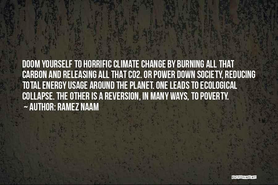 Releasing Quotes By Ramez Naam