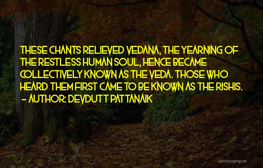 Relieved Quotes By Devdutt Pattanaik