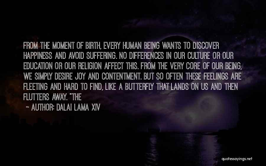 Religion Differences Quotes By Dalai Lama XIV