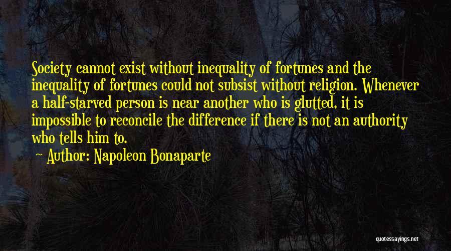 Religion Differences Quotes By Napoleon Bonaparte