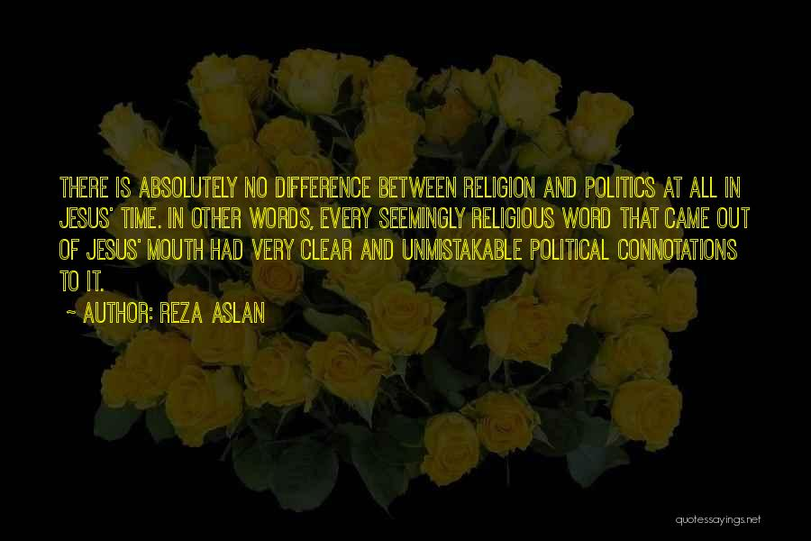 Religion Differences Quotes By Reza Aslan