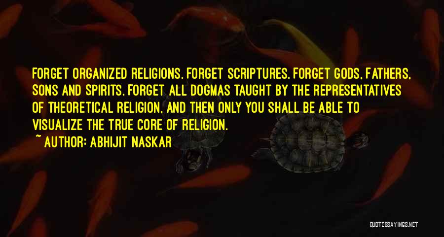 Religion Fanaticism Quotes By Abhijit Naskar