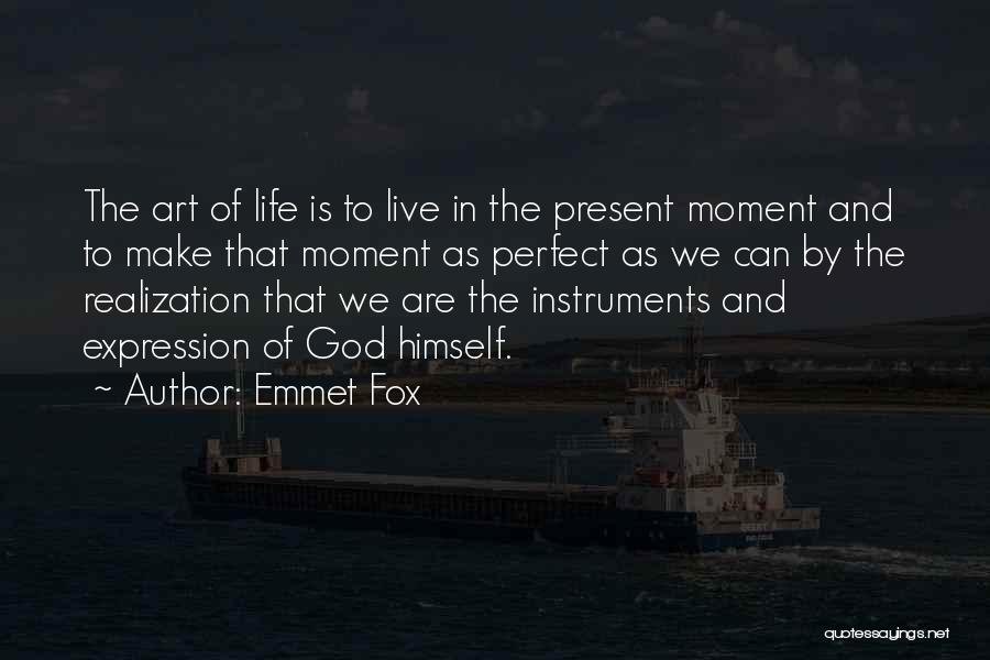 Religion In Art Quotes By Emmet Fox