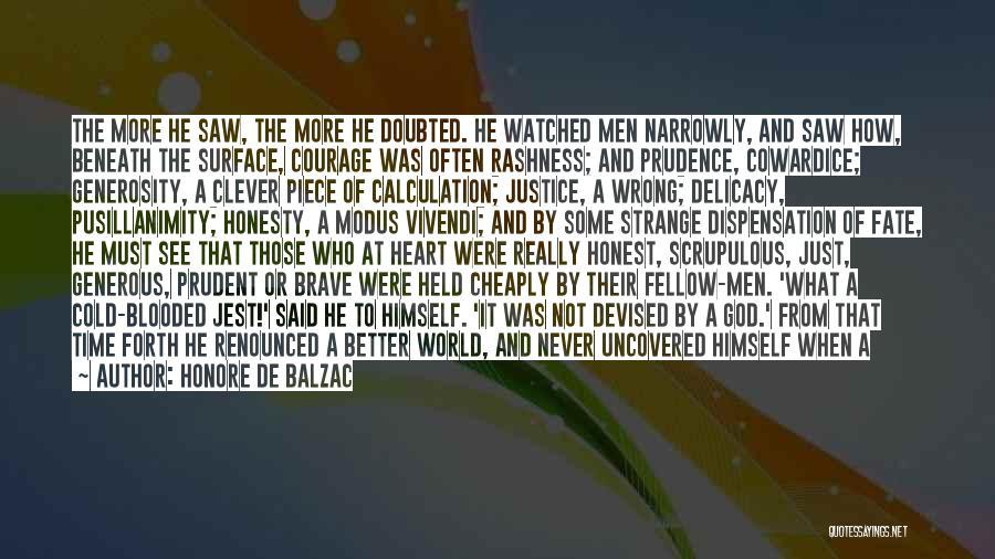 Religion In Art Quotes By Honore De Balzac