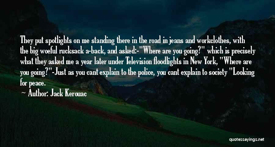 Religion In Art Quotes By Jack Kerouac