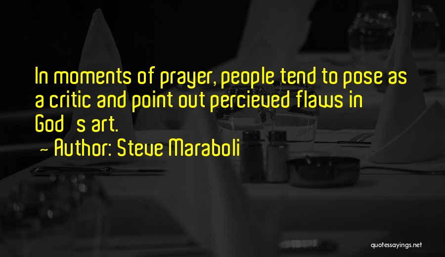 Religion In Art Quotes By Steve Maraboli
