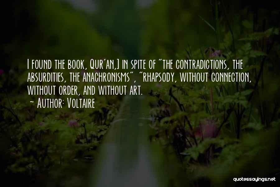 Religion In Art Quotes By Voltaire