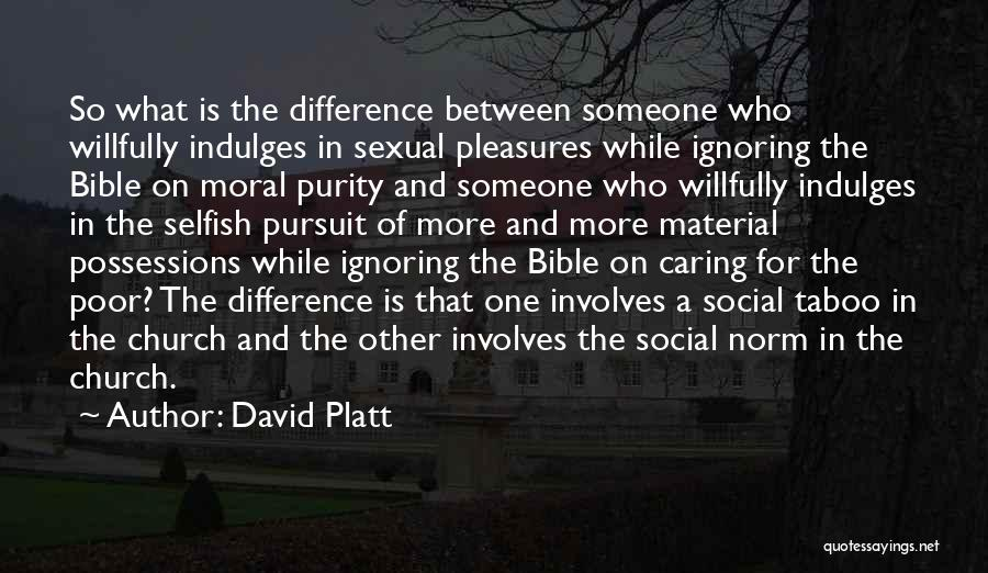 Religion In The Bible Quotes By David Platt