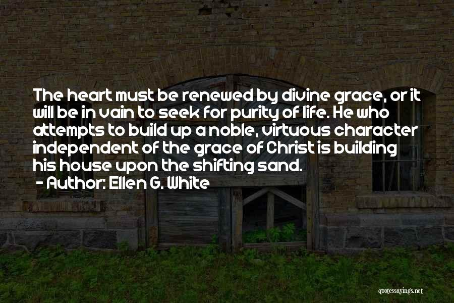 Religion In The Bible Quotes By Ellen G. White