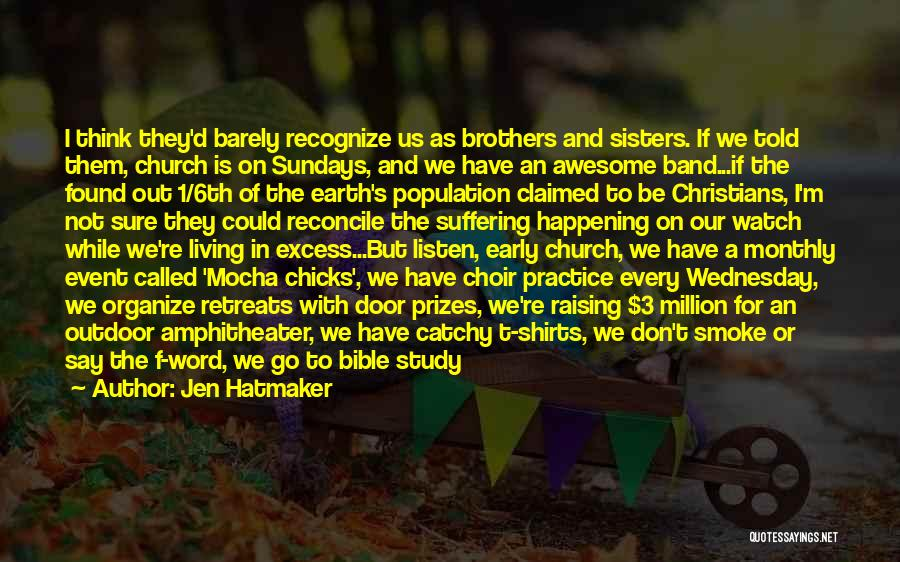 Religion In The Bible Quotes By Jen Hatmaker