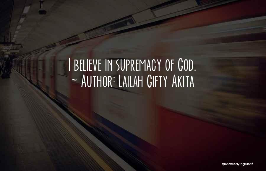 Religion In The Bible Quotes By Lailah Gifty Akita