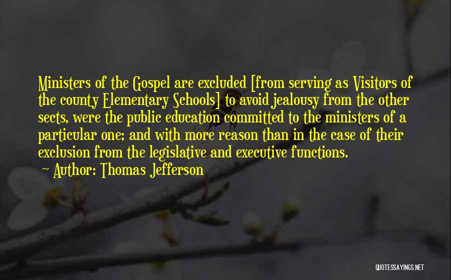 Religious Sects Quotes By Thomas Jefferson