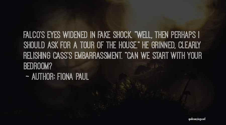 Relishing Quotes By Fiona Paul