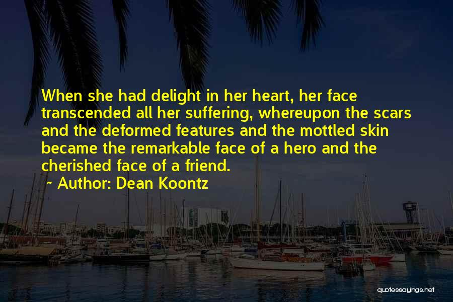 Remarkable Quotes By Dean Koontz
