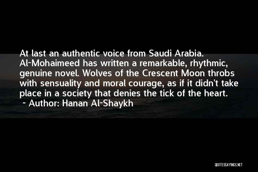 Remarkable Quotes By Hanan Al-Shaykh