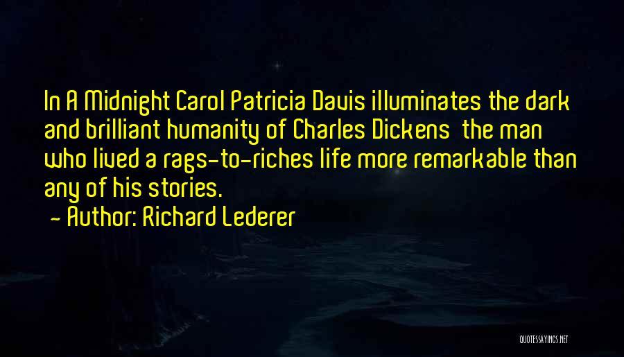 Remarkable Quotes By Richard Lederer