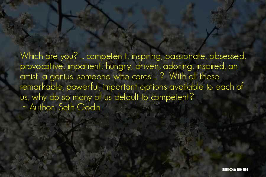 Remarkable Quotes By Seth Godin