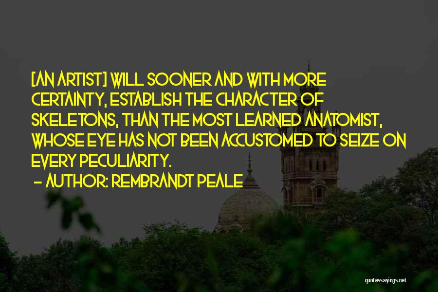 Rembrandt Peale Quotes 1690896
