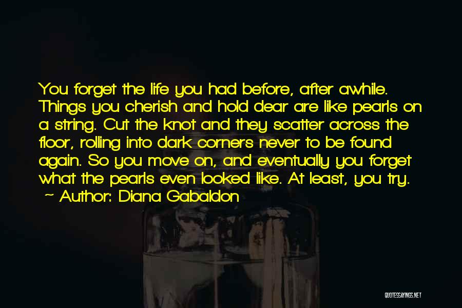 Remembering 9/11 Quotes By Diana Gabaldon
