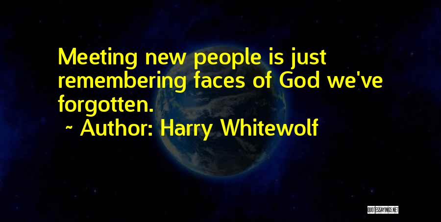 Remembering 9/11 Quotes By Harry Whitewolf
