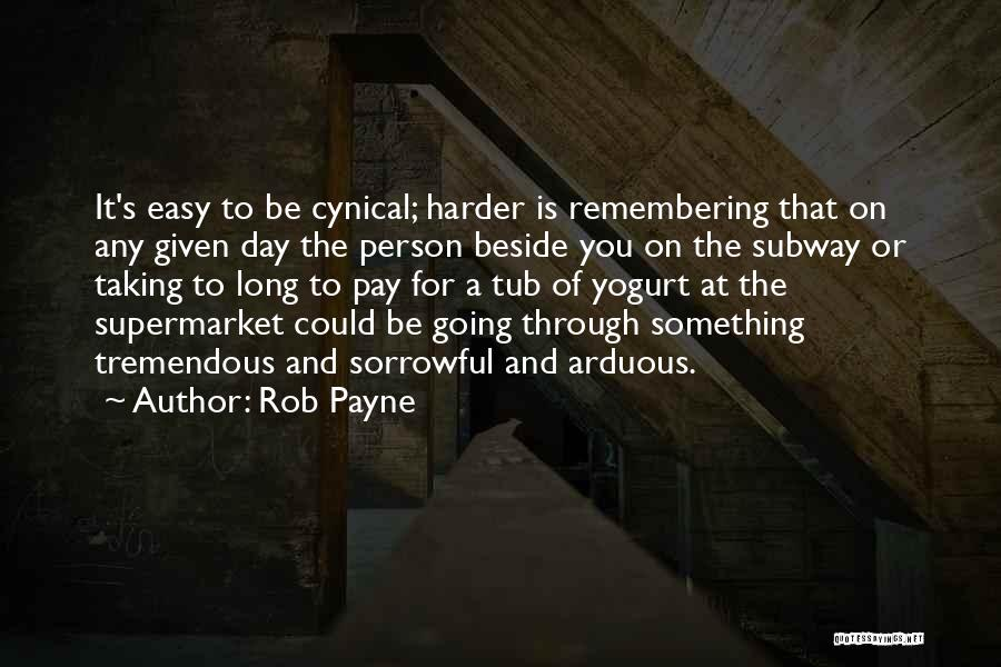 Remembering 9/11 Quotes By Rob Payne