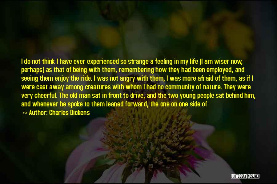 Remembering My Love Quotes By Charles Dickens