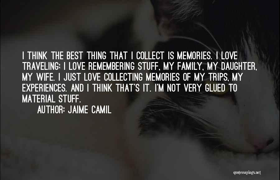 Remembering My Love Quotes By Jaime Camil