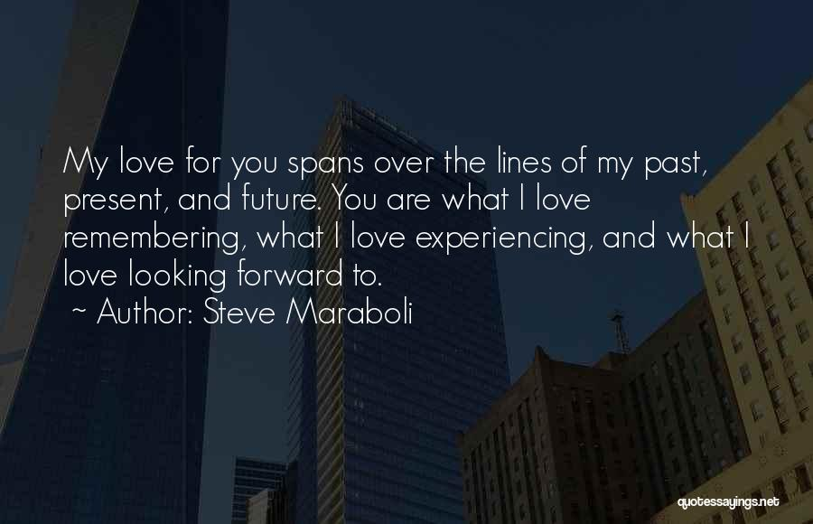 Remembering My Love Quotes By Steve Maraboli