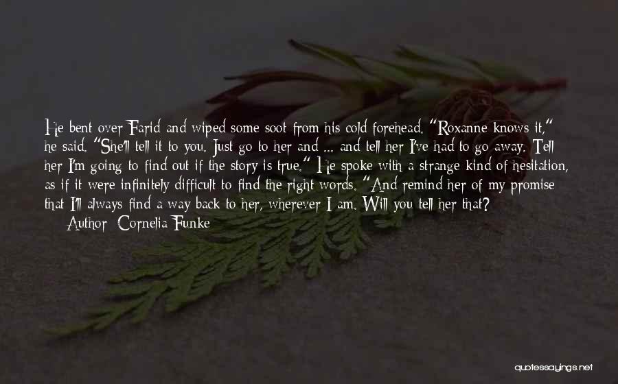 Remind Love Quotes By Cornelia Funke