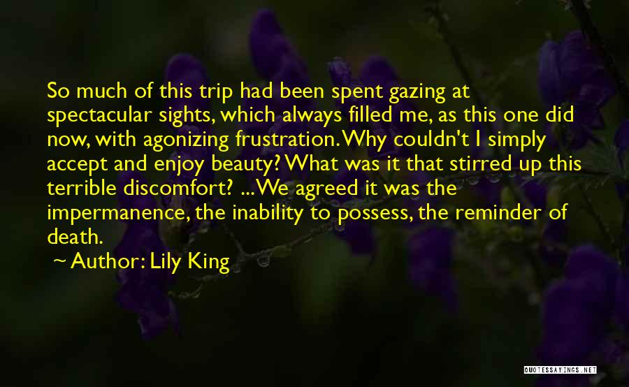 Reminder Quotes By Lily King
